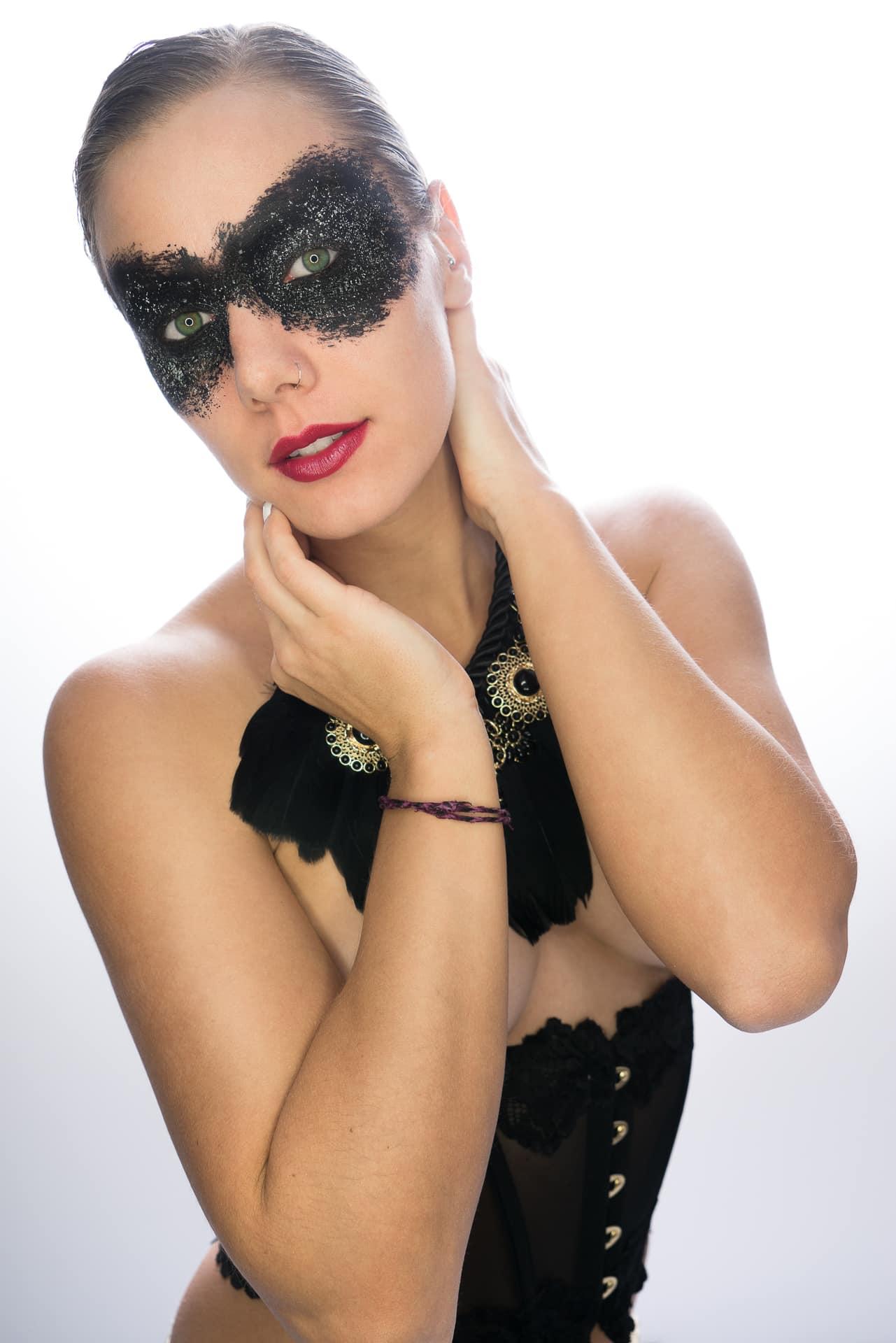 Gutschein Fotoshooting Extreme Makeup